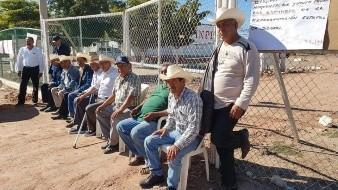 Gobernadores mayos toman instalaciones del INPI en Etchojoa