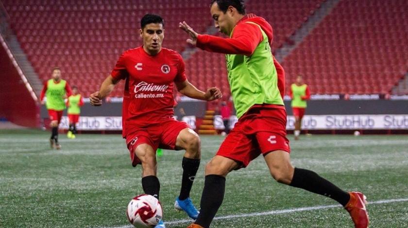 El equipo tijuanense ha vencido tres veces al América en el estadio Caliente.(Cortesía)