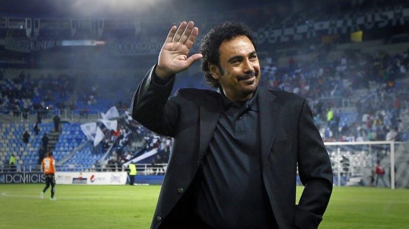 Hugo Sánchez.(Tomada de la red)