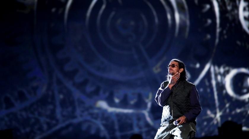 Durante el 2020, Draco Rosa formará parte de la gira de Soda Stereo y además comenzará su gira solista.(EFE)