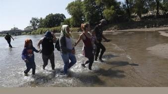 Tras operativo de GN migrantes regresan a Guatemala