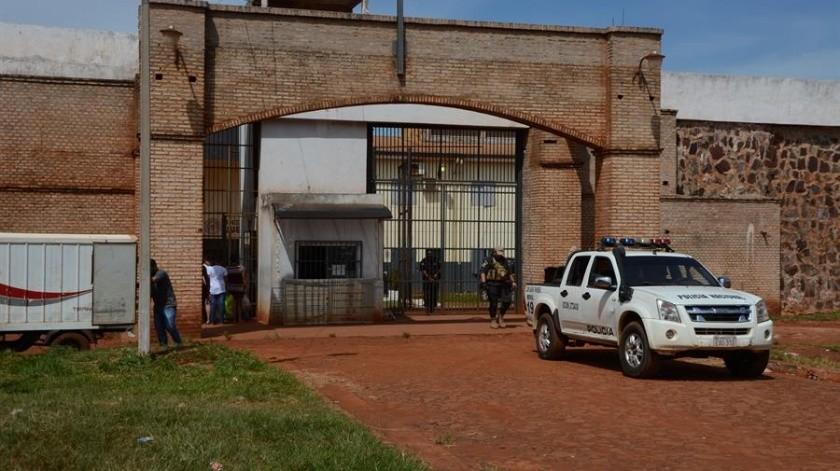 Ministra de Justicia de Paraguay señala que no ha recibido imágenes de la fuga de reos(EFE)