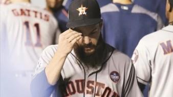 Dallas Keuchel de los Astros se disculpa por robo de señas
