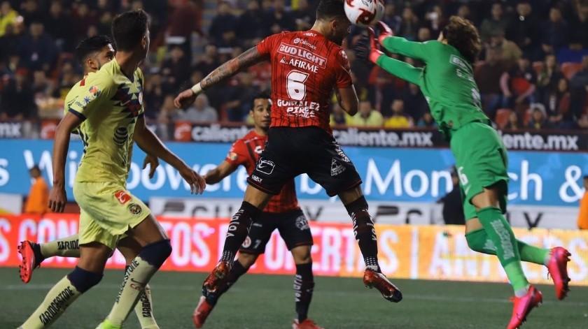 El Club Tijuana no mostró la misma cara que en su primera jornada y empató