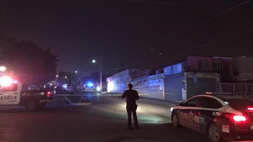 Según la Policía, al llegar a la escena fueron los propios ciudadanos quienes entregaron al ladrón
