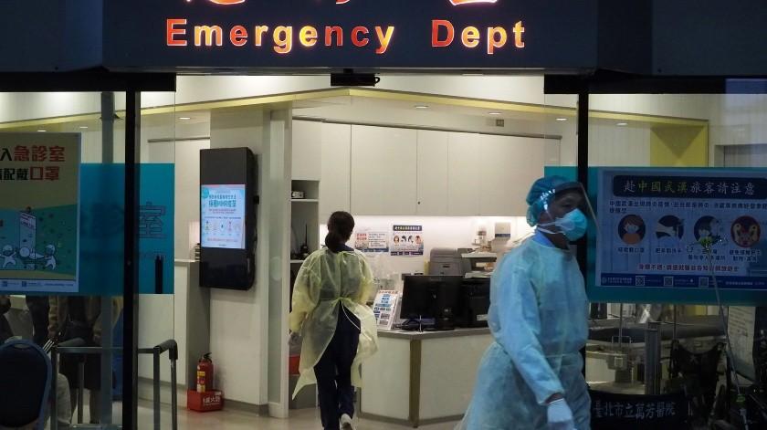 """El nuevo coronavirus causante de la """"neumonía de Wuhan"""" ha provocado hasta el momento 41 muertes entre los 1.287 contagiados diagnosticados en China.(EFE)"""