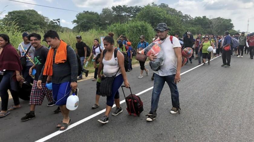 El Gobierno del Estado asegura no temer a la llegada de los migrantes.