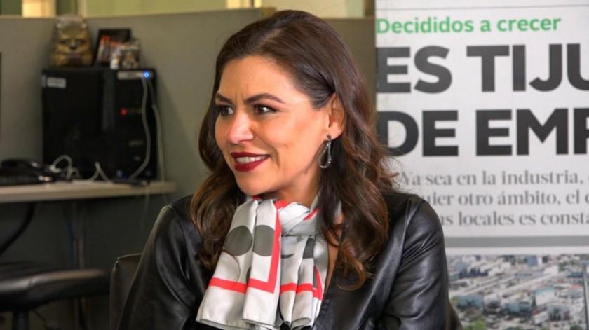 """Lourdes Ibáñez, fundadora de Club Lia y organizadora de """"Education Makeover"""".(Victoria Alvarado)"""