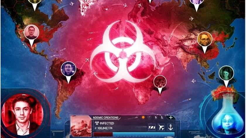 Coronavirus aumenta las venta del juego Plague Inc.