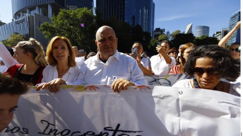 Caminata por la Paz presentará al Senado propuestas para mejorar derechos humanos(GH)