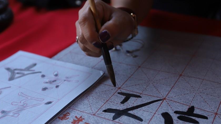 Celebran año nuevo chino(Javier Gallegos)