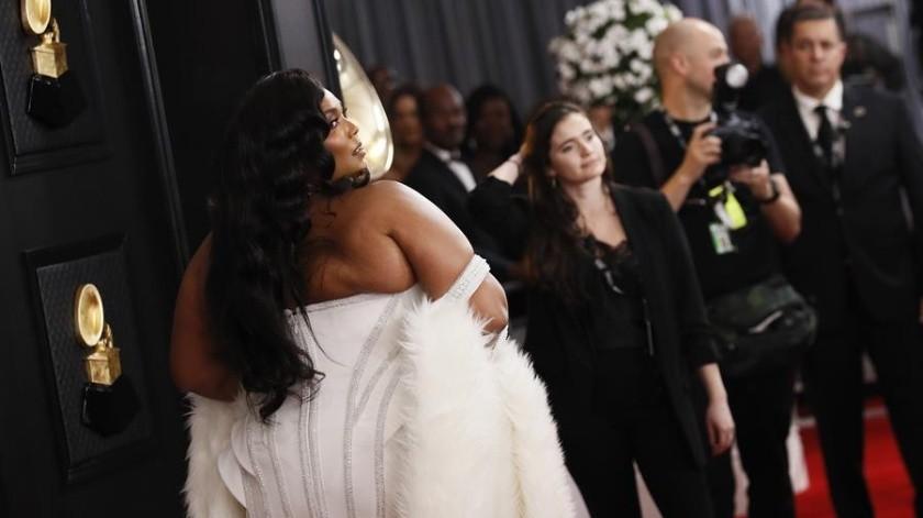 Las mejores fotografías de la alfombra roja de los Grammy