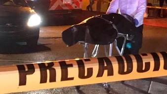 Según el informe de Tránsito Municipal fue a las 19:47 horas del día sábado 25 de enero cuando reportaron al C5 sobre una mujer atropellada en final de calle Ruiz Cortines y cerca del hotel Caribean.