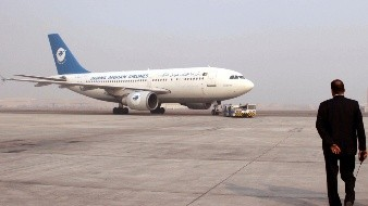 PRIVATE AFGHAN AIRLINES CONCERNED ON GOVERNMENTS DECISION TO ALLOW FOREIGN AIRLINES TO OPERATE IN THE COUNTRY