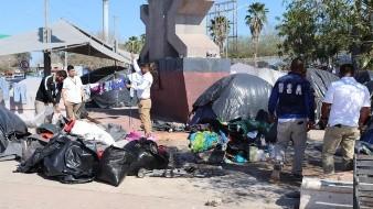 El Gobierno Trump detuvo a decenas de miles de esos migrantes, incluidos miles de menores de edad, y estableció acuerdos con México y Guatemala.
