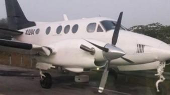 Decomisan en avión 600 kilos de cocaína; Sedena enfrentó a narcos