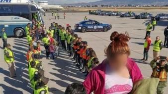 Migración mexicana deportó a más de 2 mil hondureños en diez días: INM