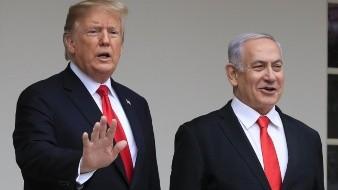 Plan de paz en el Medio Oriente del presidente Donald Trump exige la creación de un Estado de Palestina con su capital en partes del Este de Jerusalén.