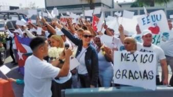Solo buscamos mejor futuro: Migrantes de Cuba en Reynosa