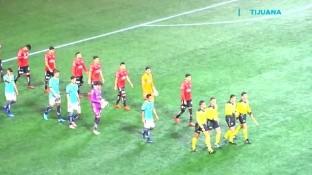 Con gol de Edgar López los rojinegros sentenciaron la eliminatoria con global de 2-0 en el Estadio Caliente y consiguen su pase a 4tos de final de la Copa MX.