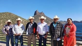 Buscan los yaquis forma de recuperar el cerro Tetakawi