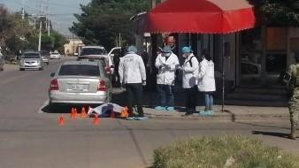 Obregón: Deja ataque armado a persona sin vida en la colonia Sochiloa; reportan un lesionado