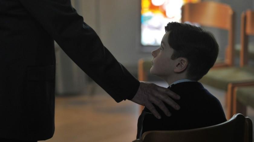 """""""Por la gracia de dios"""", filme de ficción en el que cuestiona a la Iglesia católica por los abusos cometidos a menores de edad durante los años 80 y su silencio hacia la pedofilia.(Cortesía)"""