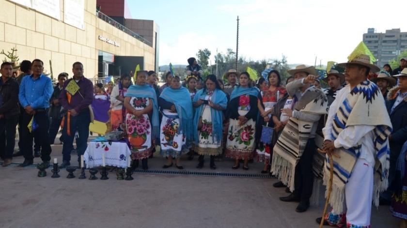 La tradicional ceremonia del encendido del Fuego Nuevo se realizará en el CECUT(Cortesía)