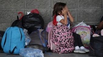Hondureños se unen en nueva caravana por la