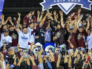 Tomateros de Culiacán es el campeón de la LMP