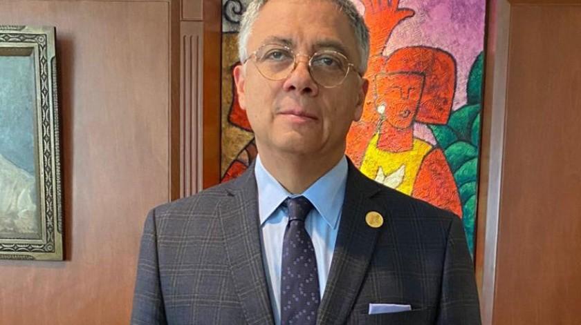 Francisco Fernández Alonso, presidente nacional de Canirac.(Cortesía)