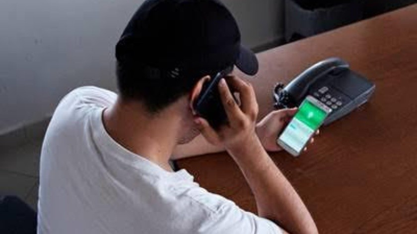 LLAME AL 911 O AL 089 para dar aviso a las autoridades.(Banco Digital)