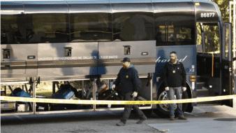 Reportan tiroteo en autobús de la línea Greyhound que salio de Los Ángeles