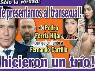 Ferriz Hijar acusó que el gobierno de México, de Andrés Manuel López Obrador, de estar usando a TV Notas para mancharlo en su reputación.