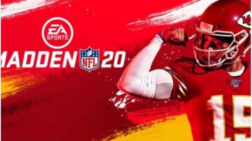 NFL: ¡En tu cara Dross! Mahomes vence maldición de portada en Madden(NFL)