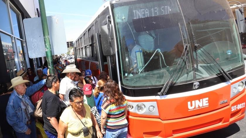 Vigilantes del Transporte presentará un estudio sobre las irregularidades del servicio el próximo miércoles.(Anahí Velásquez)