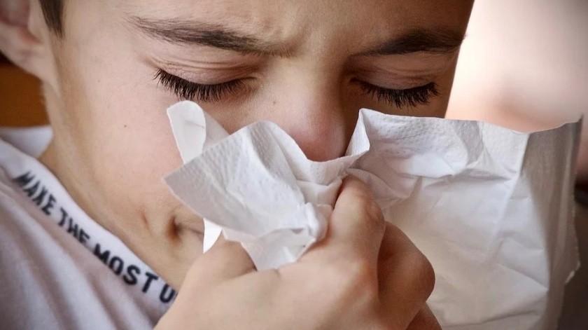 Los síntomas de la alergia puede llegar a afectar las vías respiratorias.(Ilustrativa)