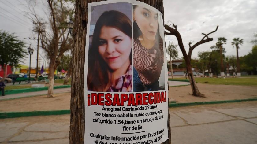 Llaman familias de desaparecidos a crear Comisión de Búsqueda(Victor Medina Gorosave)