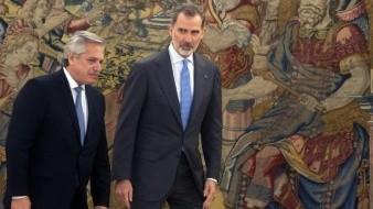 Argentina recibe apoyo de España para acabar con la deuda ante el FMI