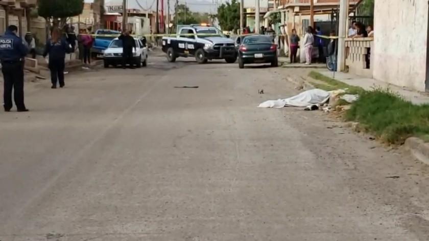 Matan a tres hombres en Empalme(GH)