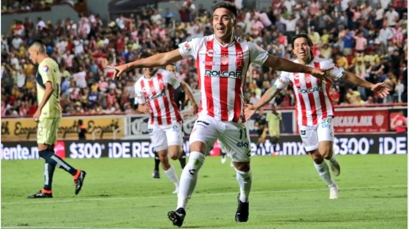 Brian Fernández no jugará con Colón de Santa Fe momentáneamente(GH)