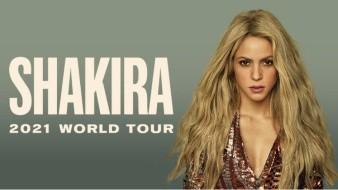 """La última gira que tuvo Shakira fue """"El Dorado Tour"""" con 54 fechas."""