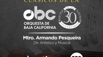La Orquesta de Baja California es una de las más prestigiadas y sólidas instituciones artísticas en el Noroeste de México.