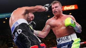 Canelo Álvarez pelearía en Las Vegas en Mayo