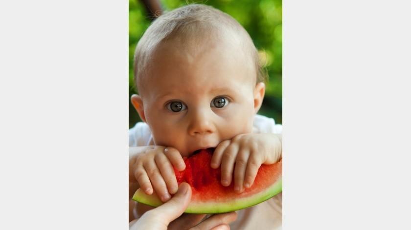 """Lo ideal es que el bebé pruebe el alimento al menos nueve veces. """"Una regla fácil es darlo 3 veces al día durante tres días"""".(Pixabay.)"""