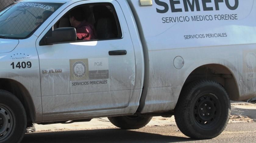 Al llegar al sitio, la Policía Municipal encontró el cuerpo de una persona que estaba colgado del cuello con un alambre.(Archivo)