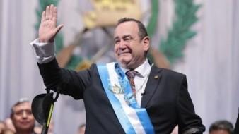 Presidente de Guatemala plantea