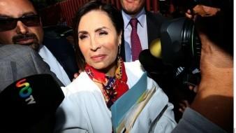 Departamento rentado por Rosario Robles con aval ligado a Estafa Maestra