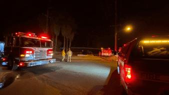 Incendio deja daños en una casa al norte de Calexico