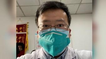 Li Wenliang en video.